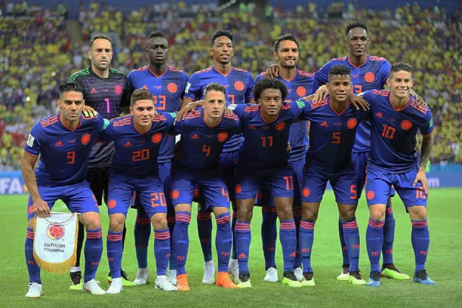 Estas son las tres opciones que tiene Colombia para pasar a octavos de final en el Mundial