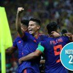 Gran actuación de la Selección Colombia en su segundo partido. Este triunfo hace vibrar a todo el país