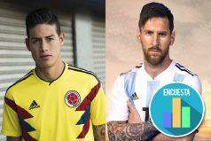 La Federación Colombiana de Fútbol busca un partido amistoso entre Colombia y Argentina