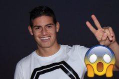 Todos se preguntan si es cierta la posibilidad de que James regrese al Real Madrid