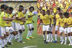 La canción que hace bailar a los jugadores de la Selección Colombia. ¡Mucho sabor!