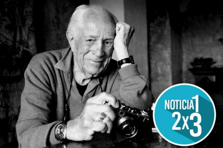 3 cosas que no sabías sobre David Douglas Duncan, el fotógrafo y amigo de Pablo Picasso