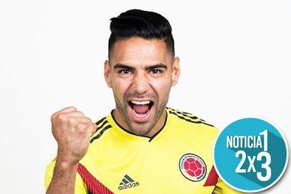 El mensaje de Radamel Falcao García en la previa del debut de Colombia en el Mundial