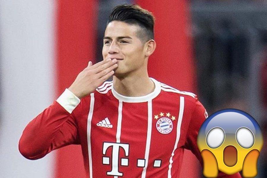 James se iría de Alemania y sus posibles destinos son estos tres equipos. ¿Cuál prefieres para él?
