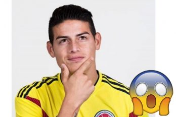Abel Aguilar confirmó que James Rodríguez se encuentra listo para jugar en el Mundial