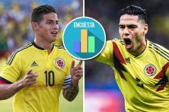 Estas son las fotos oficiales de la Selección Colombia en el Mundial de Rusia