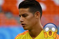 El motivo por el cual James podría salir del Bayern Múnich después del Mundial