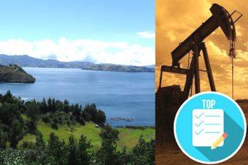 Fracking en la laguna de Tota, la noticia falsa que revive la polémica de esta práctica en el país