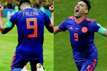 Recordemos cómo agradeció Falcao su convocatoria a la Copa del Mundo de Rusia