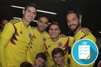 7 momentos que marcaron la vida de Juan Fernando Quintero el crack de la Selección Colombia que sorprende en el Mundial