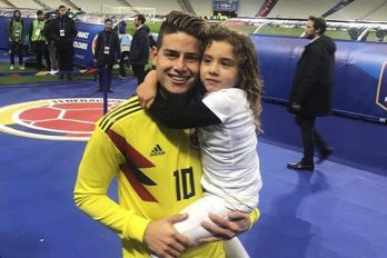 Salomé Rodríguez y su mamá ya están en Rusia. ¡Así lo han registrado a través de redes sociales!