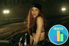 Shakira regresa a los escenarios musicales. ¡Definitivamente está entre las mejores cantantes del mundo!