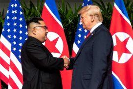 Por primera vez Kim Jong-un y Donald Trump se reunieron en Singapur. ¡Esto dejó el histórico encuentro entre ambos mandatarios!