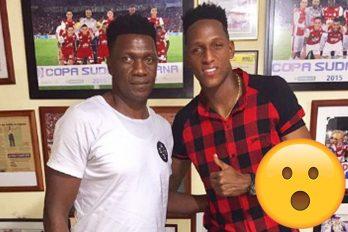 Papá de Yerry Mina habló sobre el futuro deportivo de su hijo, ¡sin duda será lo mejor para el defensor!