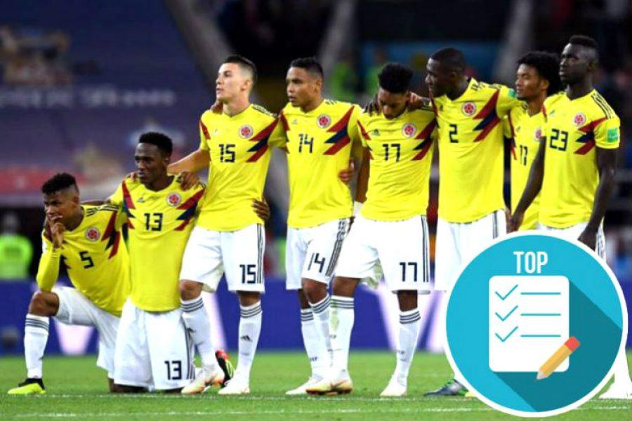 La Selección Colombia recibió un premio de 35 mil millones de pesos, pero mira lo que perdió