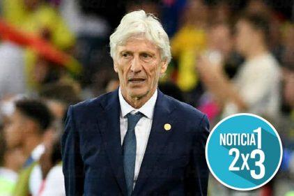En el Mundial de Rusia, José Néstor Pékerman rompió un récord como director técnico