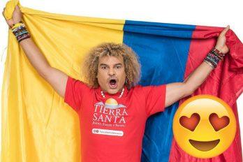 En su cuenta de Instagram el Pibe felicitó a la Selección Colombia por la alegría y entrega en el Mundial