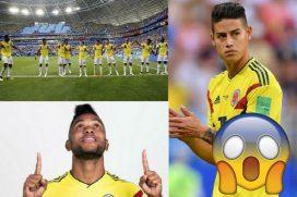 La Selección Colombia llega a Bogotá para un acogedor recibimiento. James y Borja no estarán presentes