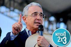 Álvaro Uribe Veléz renuncia a su curul en el Senado de la República. Mira las razones