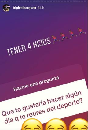 Caterine Ibargüen respondió a sus seguidores de Instagram sobre sus secretos más íntimos