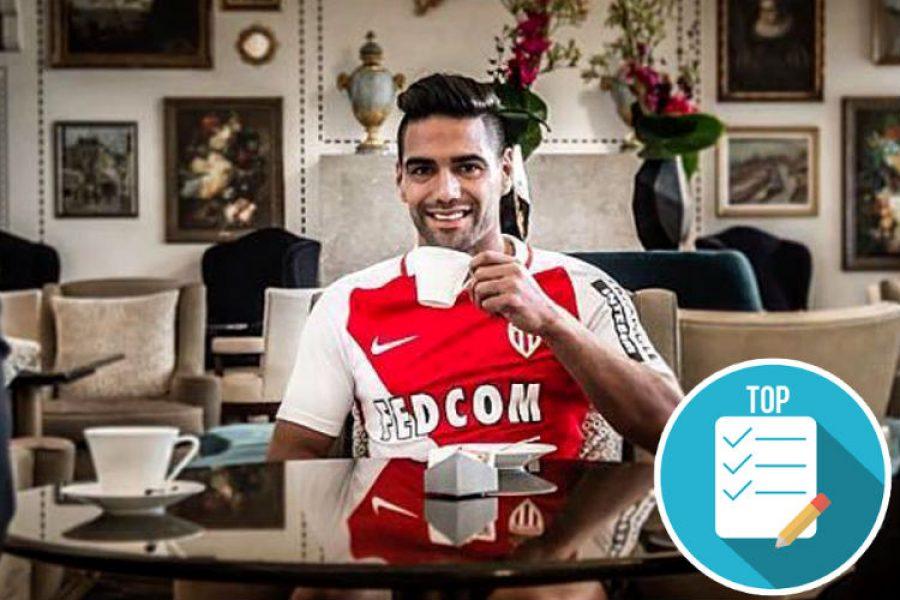 Radamel Falcao y algunos de los emotivos momentos cuando se ha sentido más colombiano
