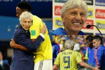 Pékerman le dice adiós a Colombia. ¡50 millones de gracias 'profe' por hacer feliz a un país!