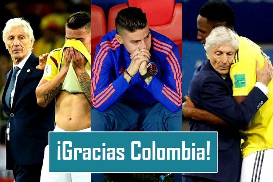 ¡Gracias por recordarnos que soñar es volver a vivir! Un país unido con la Selección Colombia