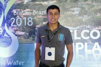 El colombiano Ricardo Alba es finalista del premio 'Jóvenes Campeones de la Tierra', organizado por la ONU