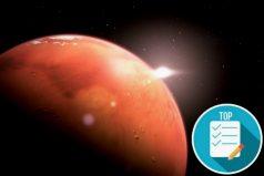 ¡Hay agua en Marte! Científicos descubrieron este preciado líquido bajo la superficie del planeta rojo