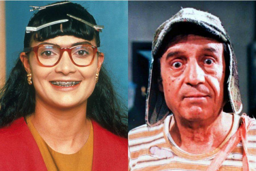 Historia de 'Chespirito' y una nueva versión de 'Betty, la fea' saldrán muy pronto al aire en la televisión