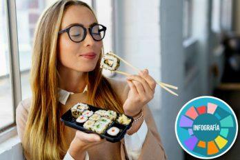 Colombianos a elegir el mejor sushi del país y lo podrás probar por solo 13 mil pesos