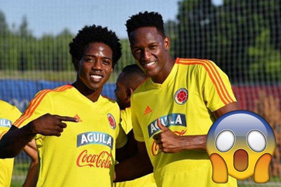 Estas son las curiosas invitaciones que realizó Yerry Mina a todos los colombianos, ¡un jugador muy divertido!