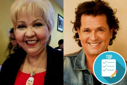 Carlos Vives y la 'Gordita' Fabiola comparten el mismo placer, ¡conoce de qué se trata!