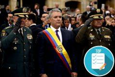 Estas son las prioridades y promesas del nuevo presidente de los colombianos Iván Duque