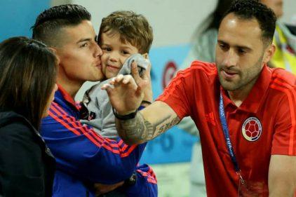 ¿James tuvo que ver para que el Napoli contratara a David Ospina? Mucho se rumora pero… ¿Será verdad?