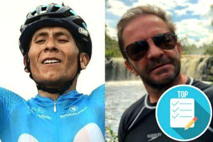 Nairo Quintana y Pirry apoyarán la consulta anticorrupción #SíALaConsultaAnticorrupción