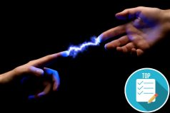 La ciencia te da estos consejos que puedes aplicar para evitar electrizar a otras personas