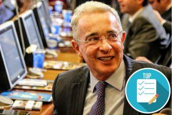 Álvaro Uribe no apoyará la consulta anticorrupción que se votará en Colombia