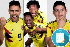 Bellas enseñanzas que nos han dejado los futbolistas colombianos y que puedes aplicar en tu vida