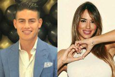 James Rodríguez y Shannon de Lima sí estarían juntos y estos detalles lo confirmarían. ¡Un nuevo amor!