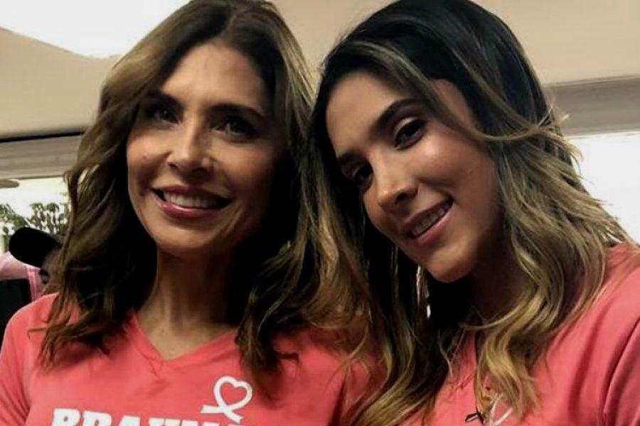 La enseñanza de Lorena Meritano para Daniela Ospina y para todas las mujeres del país. ¡De admirar!