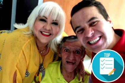 8 cosas que quizá no sabías del grandioso humorista colombiano 'Mandíbula'. ¡Te recordamos!
