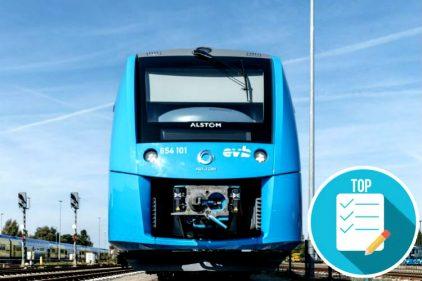 En Alemania ponen en funcionamiento el primer tren de hidrógeno del mundo. ¡Cuidando el planeta!