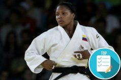 Yuri Alvear ganó medalla en Mundial de Judo. ¡Inicia el sueño dorado de Tokio 2020!