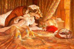 Caperucita Roja, el cuento que nunca pasará de moda. ¿Lo recuerdas?