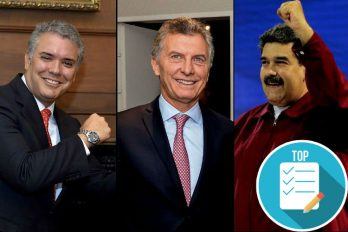 Estos son los salarios desglosados que están ganando los presidentes de América Latina