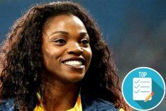 Caterine Ibargüen es de las deportistas más opcionadas para ganar el premio 'Atleta del año'