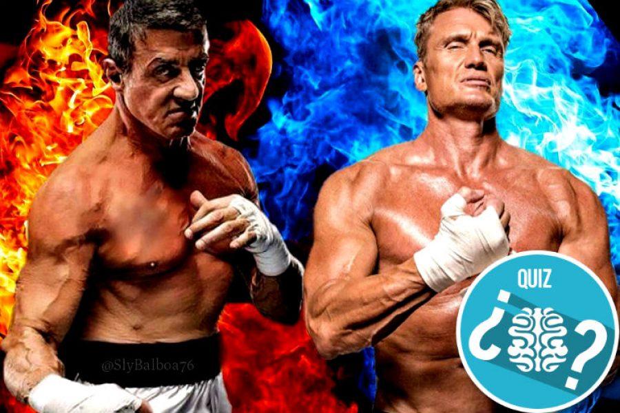Rocky Balboa E Iván Drago Se Encuentran Nuevamente En La Película