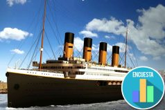Se está construyendo una réplica del emblemático Titanic y hará el mismo recorrido que el original