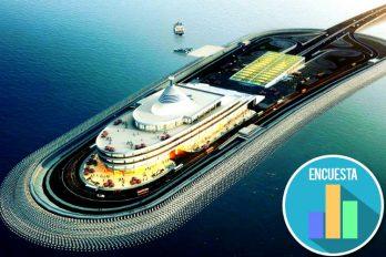 El puente marítimo más largo y sorprendente del mundo fue inaugurado en China